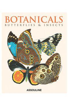 Hardcover botanicals book from Nordstrom $50.00