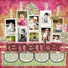 Babies memories