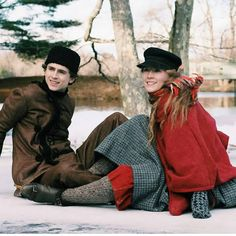 """""""New still of Timothée Chalamet and Saoirse Ronan in Little Women ✨"""" Woman Movie, Movie Tv, Series Movies, Movies And Tv Shows, Greta Gerwig, Timmy T, Romance, Period Dramas, Woman Quotes"""