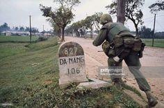 Vietnam War Da Nang