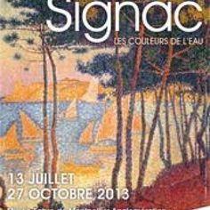 Montpellier : On multiplie les visites guidées de l'exposition Signac, les couleurs de l'eau