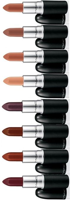 ♔ MAC Pro Nude and Metallic Collection for S/S 2013