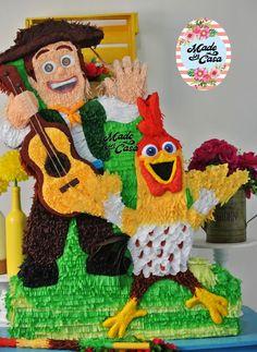 Farm Animal Birthday, Farm Birthday, 1st Birthday Parties, Farm Theme, Ideas Para Fiestas, Farm Animals, First Birthdays, Baby Shower, Farm Party Decorations