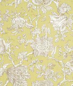 Shop Robert Allen @ Home Robert Allen Cherrington Sb Citrine  Fabric at onlinefabricstore.net for $18.55/ Yard. Best Price & Service.