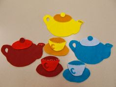 Fun with Friends at Storytime: Tea Time - Take Two