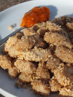 Ízőrző: Nudli, csicsókából (pirított dióval)