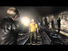RESIDENT EVIL 6 (Leon S. Kennedy | Gameplay-Video | San Diego Comic-Con-Version)