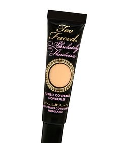 Too Faced Absolutely Flawless - 15 Best Concealers / Total Beauty