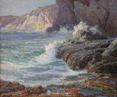 Jack Wilkinson Smith-Rocky Coast, Laguna