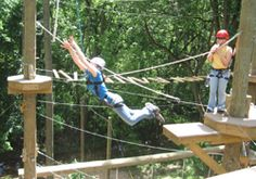High Ropes Course http://www.terrapinadventures.com/adv_hropes.php