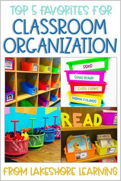 Classroom Supplies, Classroom Organization, Student Centered Learning, Book Bins, Student Numbers, Lakeshore Learning, Community Activities, Classroom Management Strategies, Classroom Community