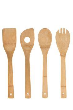 Fouet de cuisine en bois et silicone