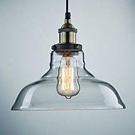 Pendant Lights Traditional/Classic / Vintage / Retro Dining Room / Study Room/Office / Hallway Metal – GBP £ 49.19
