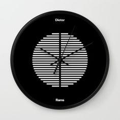 Wall Clocks | Society6