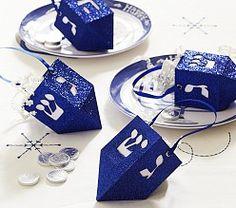 Hanukkah Decor & Hanukkah Table Decorations | Pottery Barn Kids