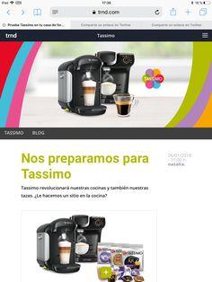 Súper ilusionada con la campaña de #Tassimo, me encanta  y soy una adicta a el café ☕️ tmb a las infusiones y más en esta época de operación bikini 👙 donde me tomo 3 diarias!!!  Me encantaría formar parte de este  súper-proyecto # trnd #Tassimo #CafeteraTassimoAmazon Tmb, Free Samples, Parts Of The Mass, Mugs