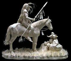 Skulptoryi-Allen-and-Patty-Eckman.-Bumazhnaya-skulptura-odinadtsataya
