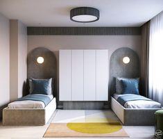 Girls Bedroom Furniture, Master Bedroom Interior, Kid Furniture, Furniture Design, Teen Bedroom Designs, Bedroom Bed Design, Teenage Room, Teen Room Decor, Kids Room Design