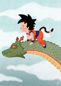 - Dragon Ball - Goku (Sebastian Infantino) -