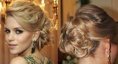 penteado das maes dos noivos - Pesquisa Google