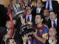 Xavi Hernández gana su título número 20 : FC Barcelona Noticias