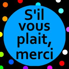 Sing along and learn Manners with the S'il vous plait, merci song with song lyrics. Kindergarten Songs, Preschool Songs, French Songs, French Quotes, French Websites, French Greetings, Children Songs, French Classroom, French Immersion