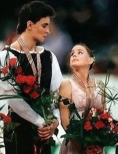 Skater Couple, Sergei Grinkov, Russian Figure Skater, A Kind Of Magic, Ice Skaters, Beautiful Figure, Ex Husbands, Figure Skating, Cheerleading