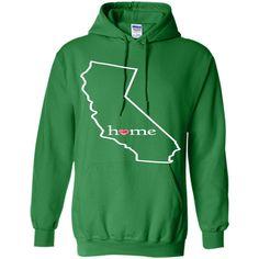 California - Home - Love T-Shirt