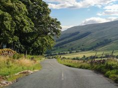 Dropping into Richmondshire, the first stage of the 2014 Tour de France, Yorkshire | Flickr - Photo Sharing!
