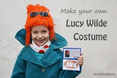 Image issue du site Web http://www.cucicucicoo.com/wp-content/uploads/2014/03/Make-your-own-Lucy-Wilde-costume-1.jpg