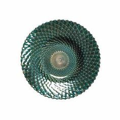 Iridescent Decorative Plate (S)
