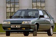 Renault 11 TXE EU-spec '1987–89