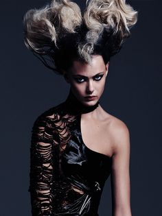 Rock N Roll Hair Nicolas Jurnjack Hairstyles Archives Fashion Style French Magazine