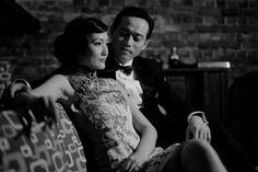 1950s Shanghai Style. Photography by Chris Ling International Photographers. www.theweddingnotebook.com