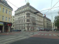 wallensteinplatz - Google-Suche Matte Painting, Vienna, Street View, Google, Searching