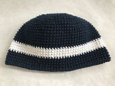 d467bd7811dcdc Men Women Crochet Knit Beanie Cotton Ski Hat Skull Winter Warm Cap US # fashion #