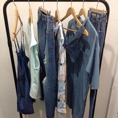 BLUES||PASTELS||DENIM by mixitupboutique