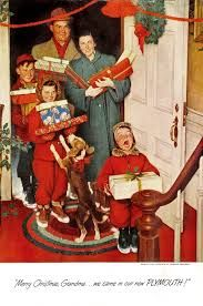 Image result for vintage christmas advertisements