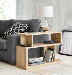 Buy Madsen Sofa Side from the Next UK online shop Home Living Room, Diy Furniture, Sofa Design, Diy Side Table, Diy Home Decor, Living Room Side Table, Furniture Trends, Home Decor, Furniture Design