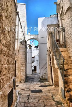 Old town..Cisternino. Puglia. Italy,naturally!