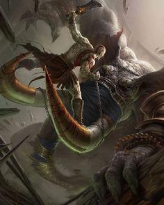 God of War: Ascension Concept Art #empireoffuture #empirefuture #scifi #fantasy #art #digitalart #hd #wallpaper #3d #1 #god #of #war #warrior #blood #monster #chain #chain #fire #red #big #gold #blade #ancient #greece #hell #power #game #xbox #ps4 by devilzsmile.com #devilzsmile