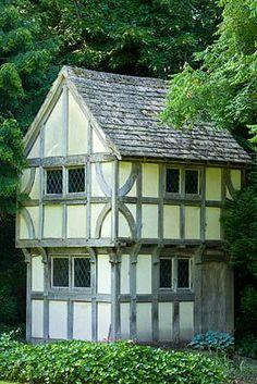 Old World Charm |Birtsmorton Court, Worcestershire