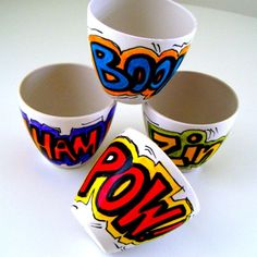 Paint your own pottery