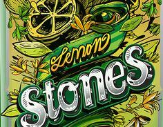 "Check out new work on my @Behance portfolio: ""Re diseño etiqueta Lemon Stones by kartess"" http://be.net/gallery/46936269/Re-diseno-etiqueta-Lemon-Stones-by-kartess"