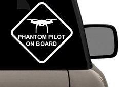 Phantom Pilots, Dji Phantom, Cgi, Decals, Boards, Ebay, Planks, Tags, Sticker