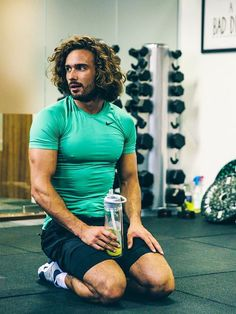 No Equipment, No Excuses: Joe Wicks's Best Workouts (and Yes, We Stole His Line) via @ByrdieBeautyUK