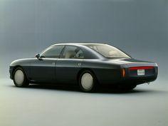 Dashboard Nissan Neo-X Concept '1989