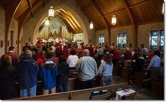 Episcopal Church Worship | Worship at EEC The Gospel Sacraments Other Sacramental Rites Music at ...