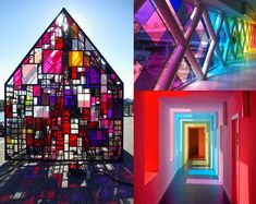 Interiors | Colored Light - Pattern People | Surface Design + Inspiration