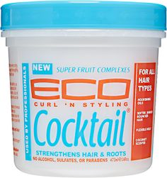 Eco Natural Curling